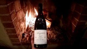 Foto på vintips från Södra Rhône, Plan de Dieu flaska