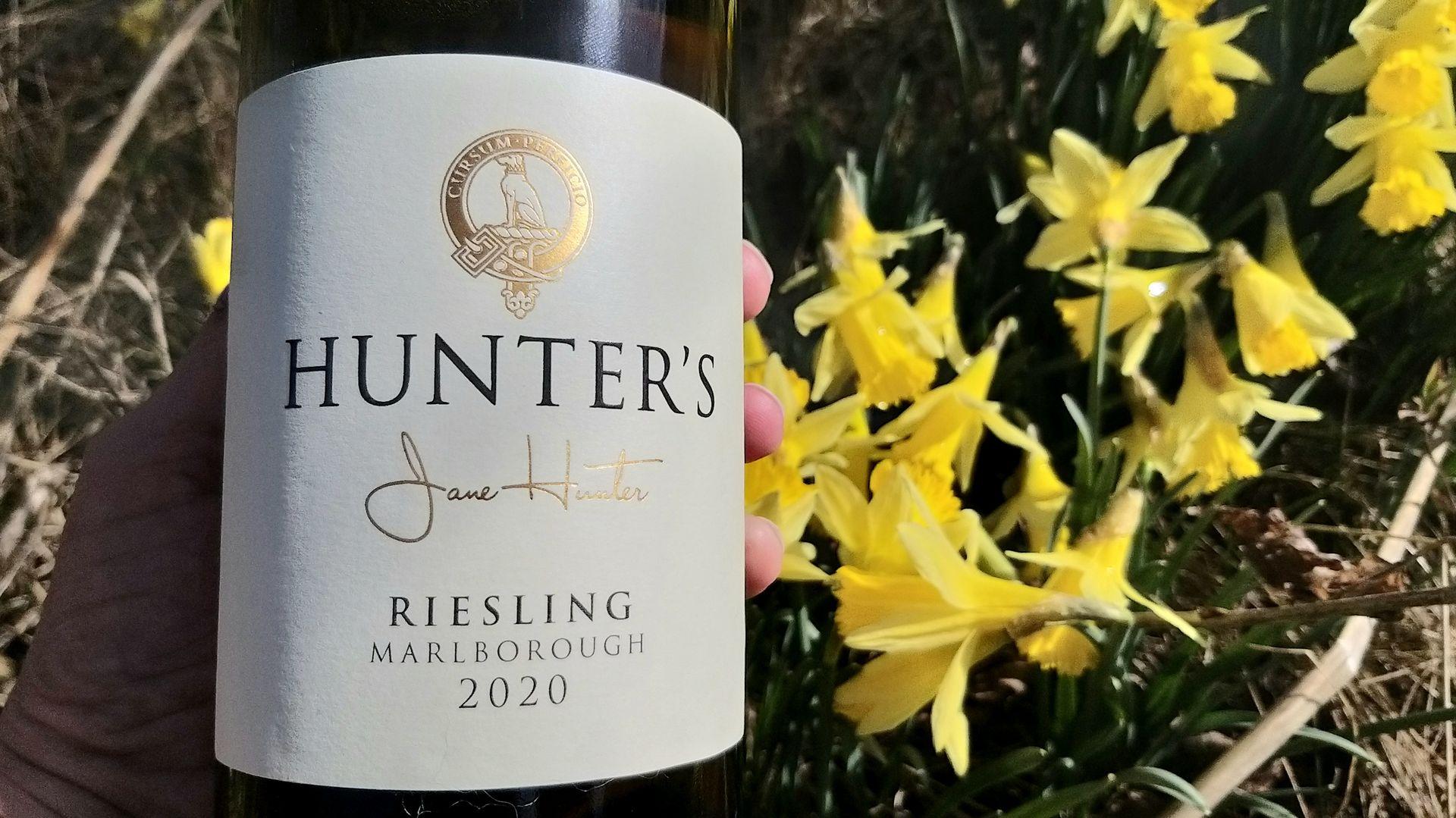 Hunter's riesling